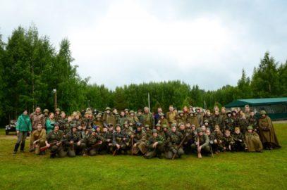 День памяти на Острове героев